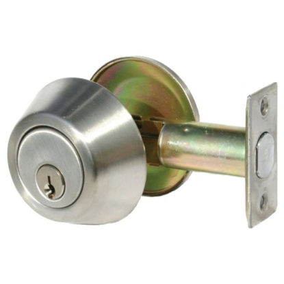 Picture of EL Deadbolt Double (Tubular) EL102PB