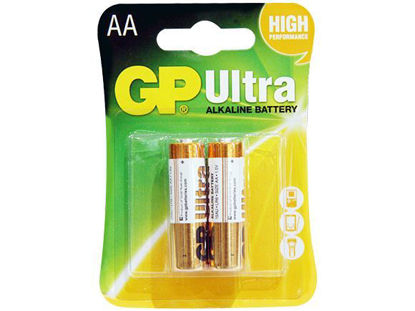 Picture of GP Batteries Ultra Alkaline - AA 2 pcs.