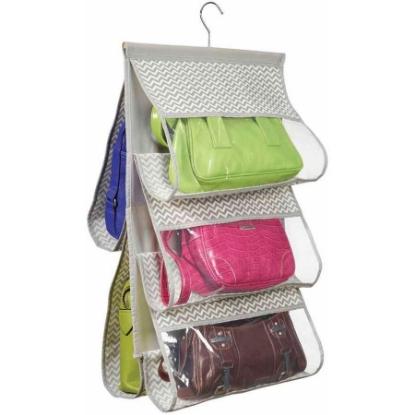 Picture of Interdesign Axis Hanging Handbag Organizer