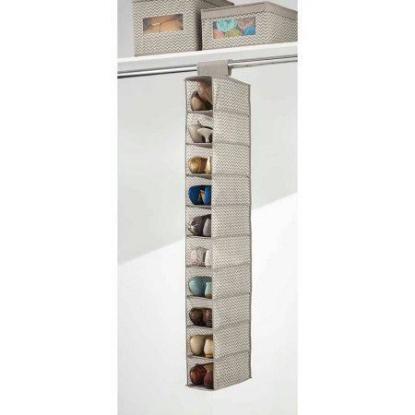Picture of Interdesign Axis Shoe Organizer - 10 Shelf