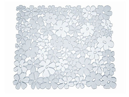 Picture of Interdesign Blumz Series - Sink Mat Clear