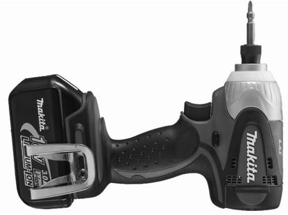 Picture of Makita Cordless Impact Driver BTD141