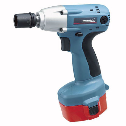 Picture of Makita Cordless Impact Wrench 6934FDWA