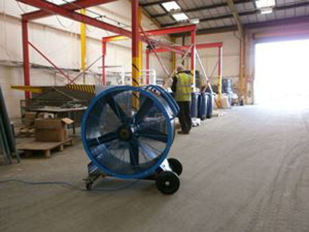 Picture for category Industrial Fans