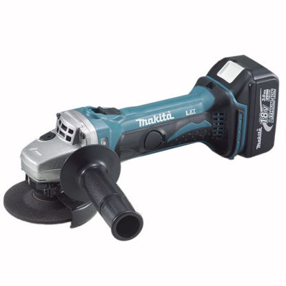 Picture of Makita Cordless Angle Grinder DGA402RF