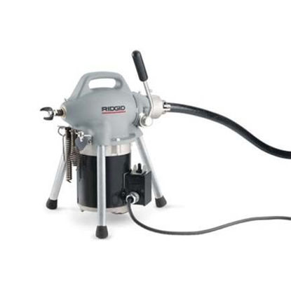 Picture of Ridgid 230V 50/60Hz Combo 8 Sectional Drain Cleaner Machine