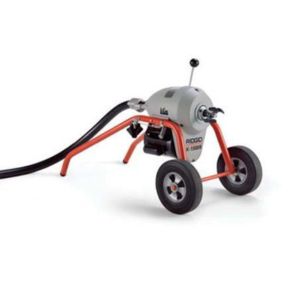 Picture of Ridgid K1500A Sectional Drain Cleaning Machine 230V 50/60Hz