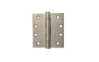 Picture of Yale 2 Ball Bearing Button Tipped Door Hinge 2BB 4X4X2 MM SSSD'