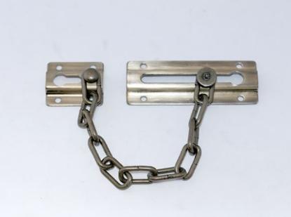 Picture of Door Chain Security - Antique Brass