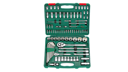 "Picture of Hans 88 pcs Universal Tool Kit 1/4 "" , 1/2 "" DR -TK88"