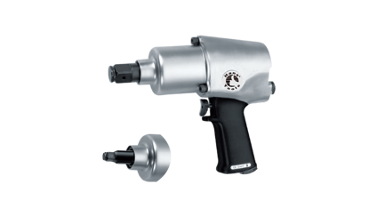 """Picture of Hans 3/4 """" Dr. 600 Ft. Lbs. Torque Air  Impact Wrench - Heavy Duty"""