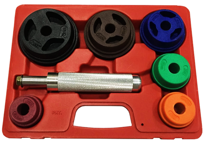 Picture of Licota ATB-1179 Bearing Positioning Tool Set (Multicolor)