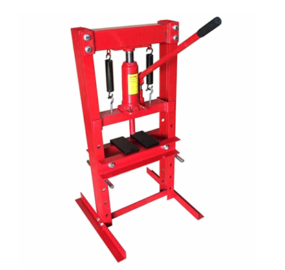 Picture of S-Ks Tools USA JMSP-9006 Hydraulic Shop Press (Black/Red)
