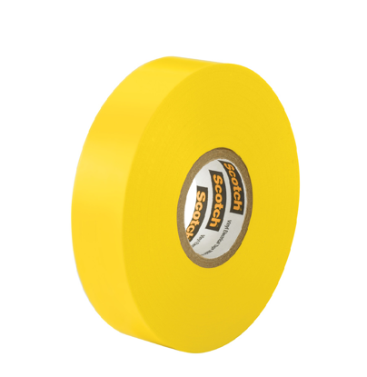 Picture of 3M Tartan electrical tape- Yellow