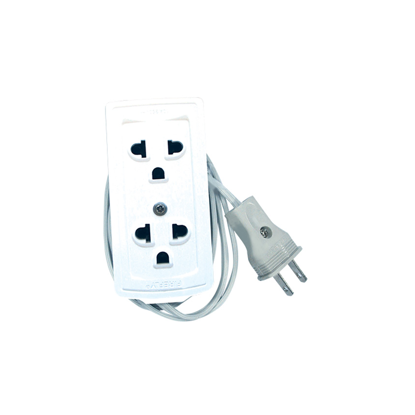 Picture of Firefly Universal Duplex with Ground Convenience Outlet ECSDG402