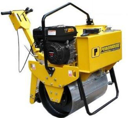 Picture of Powerhouse Road Roller Single Drum PHRR-SD450KG-EY20-5HP GAS