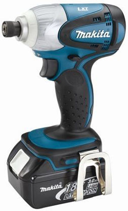 Picture of Makita Cordless Impact Driver BTD141RF