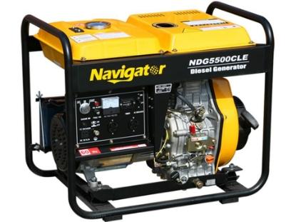 Picture of Navigator Diesel Generator NVNDG5500CLE