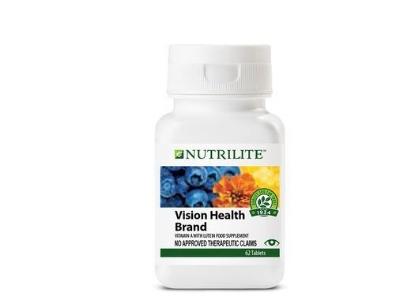 Picture of Nutrilite Vision Health Brand