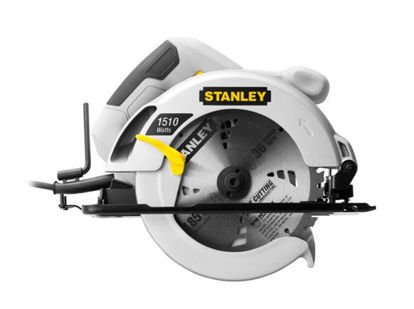 """Picture of Stanley circular saw 190MM/7.5""""5500RPM 16000W"""