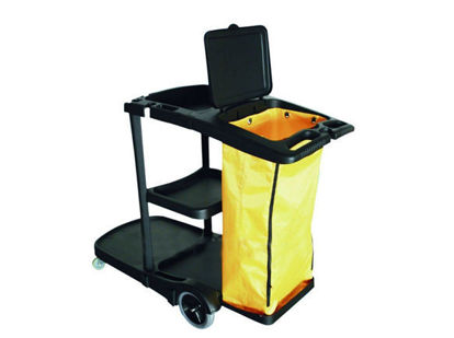 Picture of EKO Janitor CartPP Material With PVC Bag EKEK26180