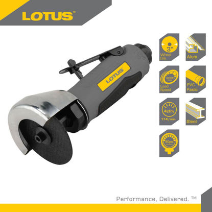 """Picture of Lotus Air Cut Off Tool 3"""" LT3CTX"""