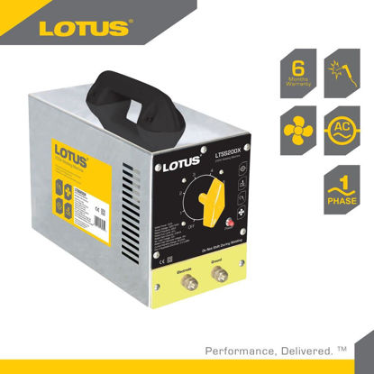 Picture of Lotus Welding Machine 300A S/S Body LYSS300X