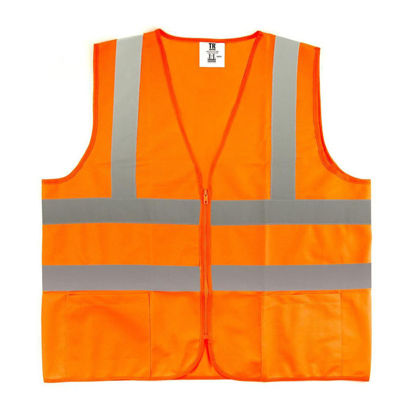Picture of Safety Vest (Orange) - SVEST