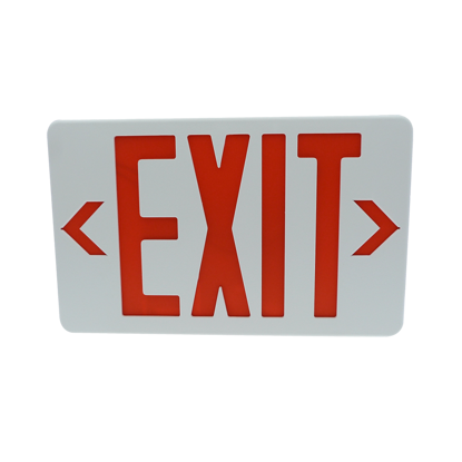 Picture of Exit Sign (Thermoplastic Housing) LED/X-202/R