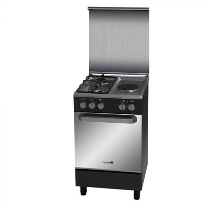Picture of Fujidenzo FGR 5521TMB 50CM Range, 2 Gas burners | 1 Electric Hotplate