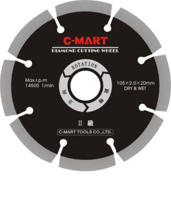 Picture of Diamond Cutting Wheel A0080
