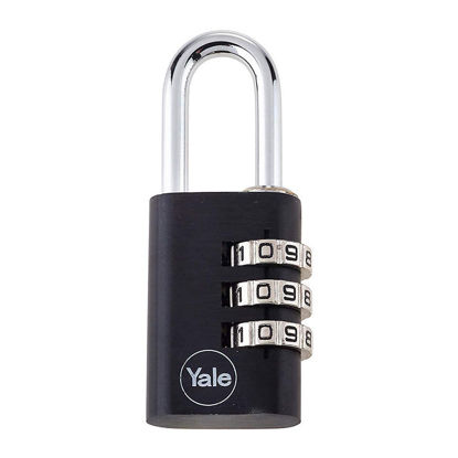 Picture of Aluminum Combination Padlocks YE3C/28/126/1