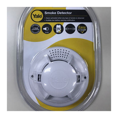 Picture of Yale E-SD2, Smoke Detector, ESD2