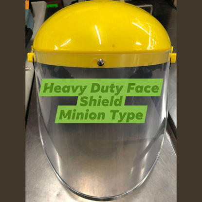 Picture of Heavy Duty Face Shield Minion type
