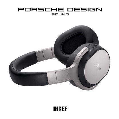 Picture of KEF Porsche Design Sound, Space One Wireless Headphoes, KEFPDW21