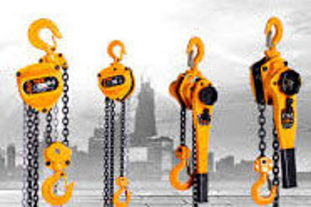 Picture for category Chain Block   Lever Block