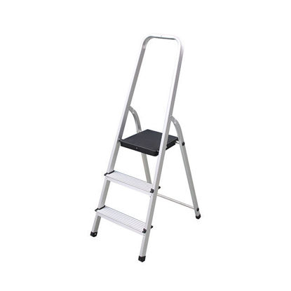 Picture of Jinmao Aluminum 3 Steps Household Ladder 150kg, JMAO113103