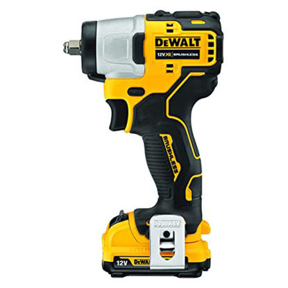 Picture of Dewalt Cordless Sub-Compact Wrench, DCF902D2-KR