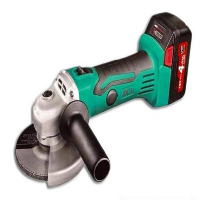 Picture of DCA Cordless Angle Grinder, ADSM100
