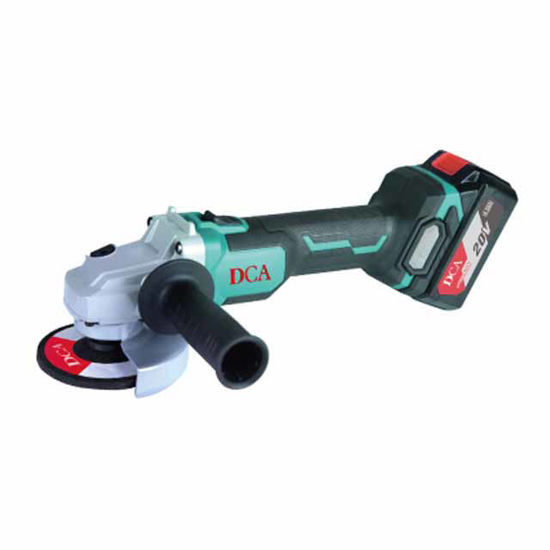 Picture of DCA Brushless Angle Grinder, ADSM03-100