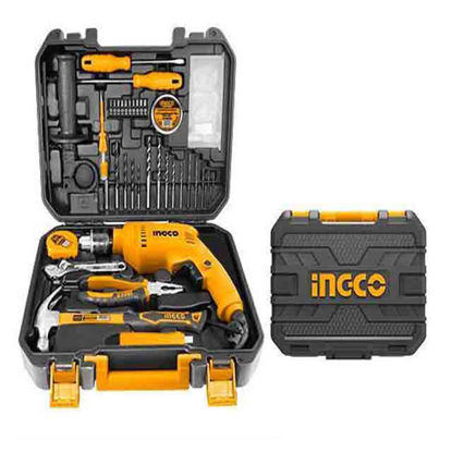 Picture of INGCO Impact Drill with Tool Set, HKTHP11151