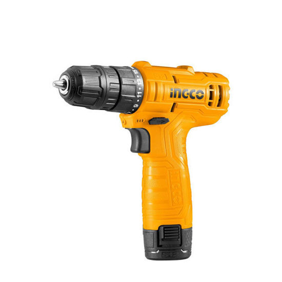 Picture of INGCO Lithium-Ion Cordless Drill, CDLI12415
