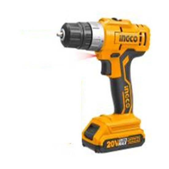 Picture of INGCO Lithium-Ion Cordless Drill, CDLI20011