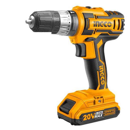 Picture of INGCO Lithium-Ion Impact Drill, CIDLI200215