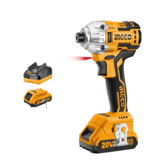 Picture of INGCO Lithium-Ion Impact Driver, CIRLI2002